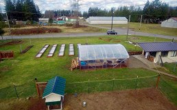 Sarges Farmstand in Forks, Wa