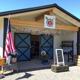 Sarge's Farmstand in Forks, Wa